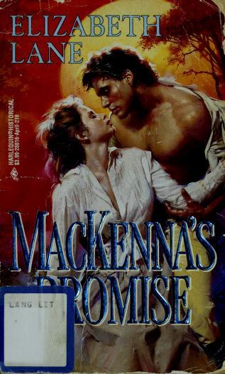 Cover of: MacKenna's Promise   Lane