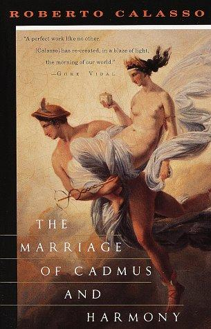 Download The marriage of Cadmus and Harmony