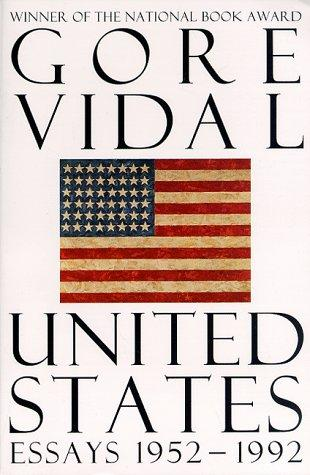 The United States by Gore Vidal