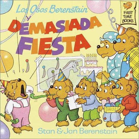 Download Los Osos Berenstain y demasiada fiesta