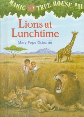 Download Lions at lunchtime