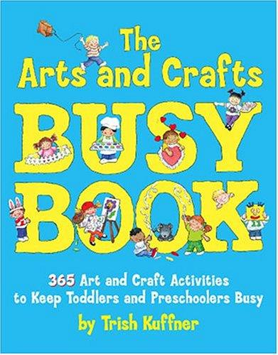 Arts & Crafts Busy Book