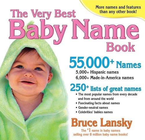 Download Very Best Baby Name Book