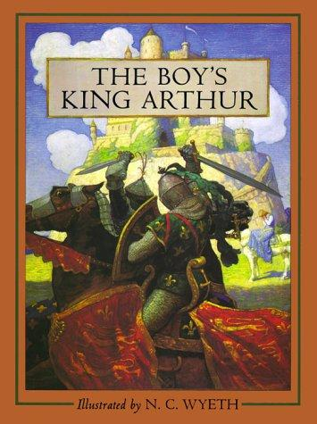 Download The Boy's King Arthur