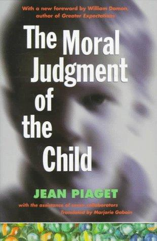 Download The Moral Judgment of the Child