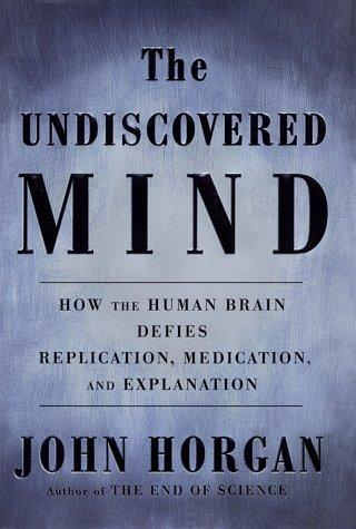 Download The Undiscovered Mind