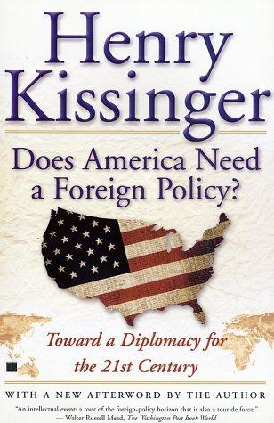 Download Does America need a foreign policy?