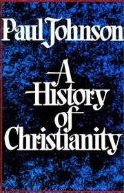 History of Christianity [Paperback] by Johnson, Paul