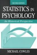 Download Statistics in Psychology