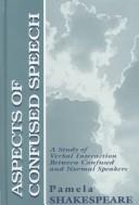 Download Aspects of Confused Speech