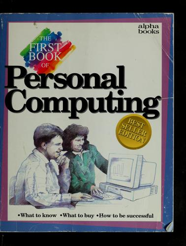 The first book of personal computing