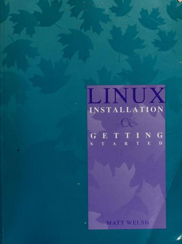 Download Linux Installation And Getting Started