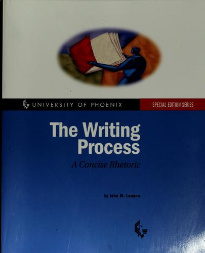 Download The writing process