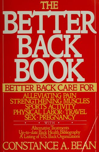 Download The Better Back Book