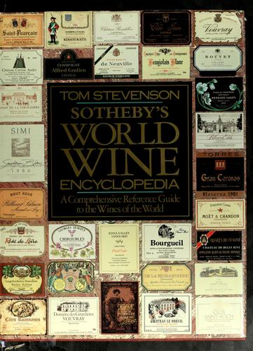 Download Sotheby's world wine encyclopedia