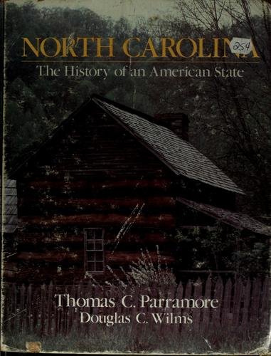 North Carolina, the history of an American state