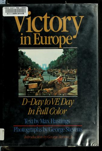 Download Victory in Europe