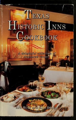 Download Texas historic inns cookbook