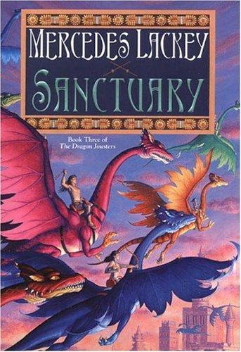Sanctuary (The Dragon Jousters, Book 3)