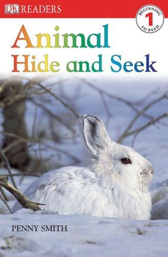 Animal Hide and Seek (DK READERS)
