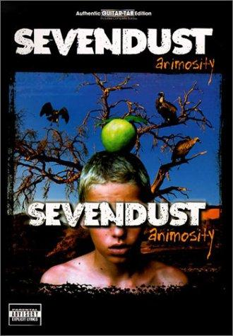 Image for Sevendust -- Animosity: Authentic Guitar TAB