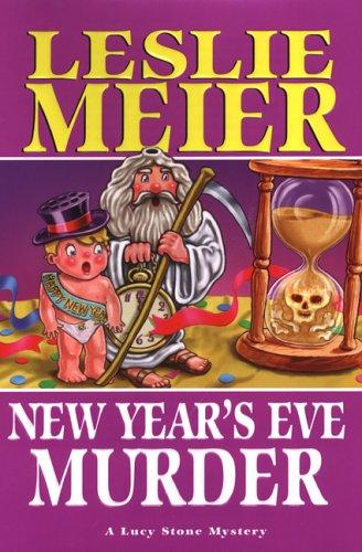 New Year's Eve Murder (Lucy Stone Mysteries)