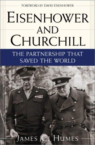 Eisenhower and Churchill
