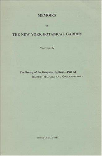 Download The Botany of the Guayana Highland