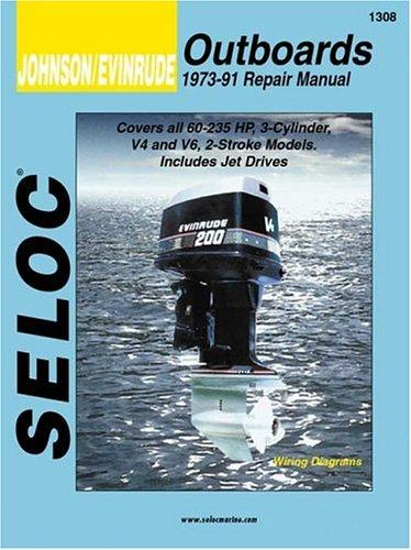 Download Seloc's Johnson/Evinrude outboard.