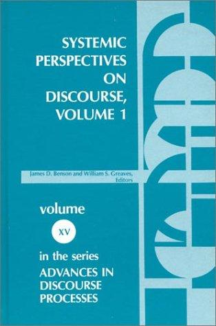 Systemic perspectives on discourse