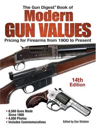 Download The Gun Digest Book of Modern Gun Values