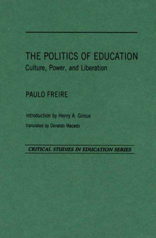 Download The Politics of Education