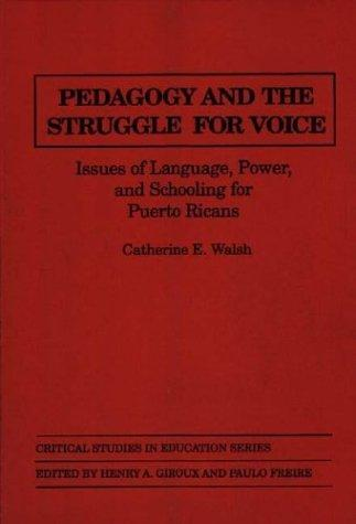 Download Pedagogy and the struggle for voice