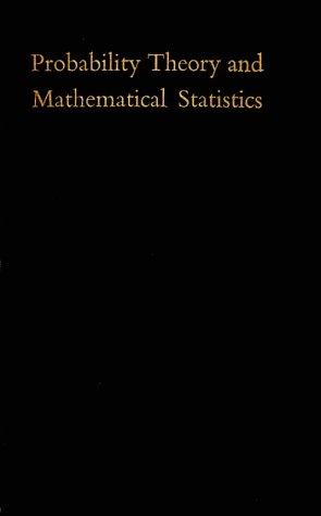 Download Probability theory and mathematical statistics