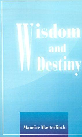 Download Wisdom and Destiny