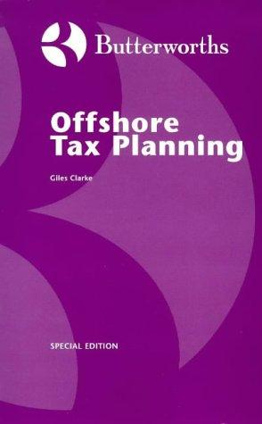 Download Offshore tax planning