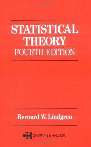 Statistical theory