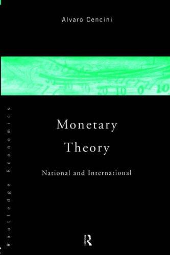 Download Monetary theory