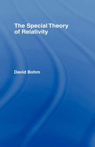 Download The special theory of relativity