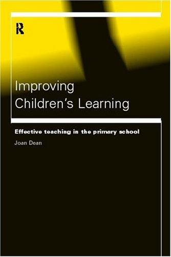 Download Improving Children's Learning