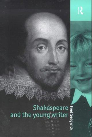 Download Shakespeare and the Young Writer