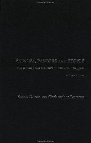 Download Princes, pastors, and people