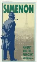 Download Maigret and the reluctant witnesses