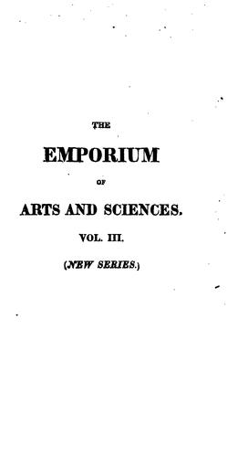 The Emporium of Arts and Sciences