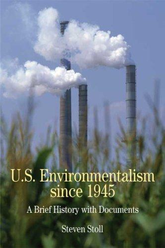 Download U.S. Environmentalism since 1945