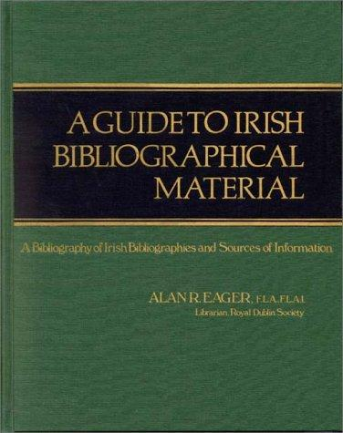 Download A guide to Irish bibliographical material