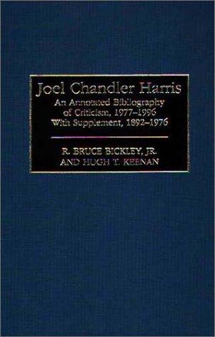 Download Joel Chandler Harris