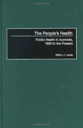 Download The People's Health
