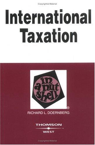 Download International taxation in a nutshell