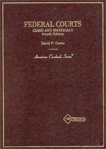 Download Federal courts
